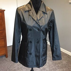 Outer Edge trench, with satin like lining